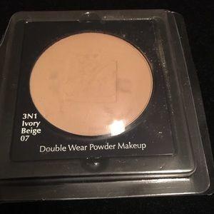 Estée Lauder pressed powder never been used